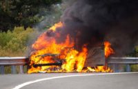 Пожарная экспертиза автомобиля