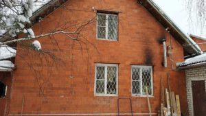 Экспертиза после пожара в доме