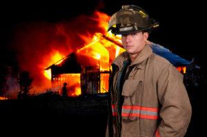 Выполнение пожарной экспертизы