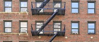 Экспертиза пожарных лестниц