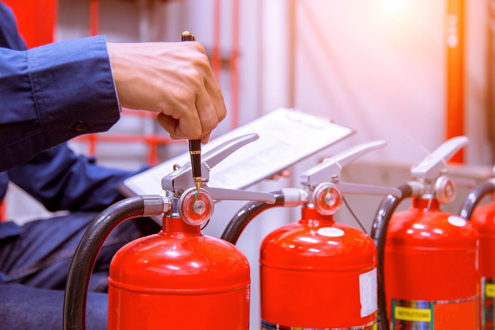 Приказ о пожарной безопасности